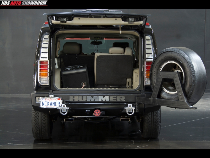 Hummer H2 2003 price $29,000