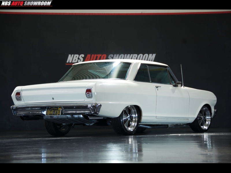 Chevrolet Nova 1963 price $35,000