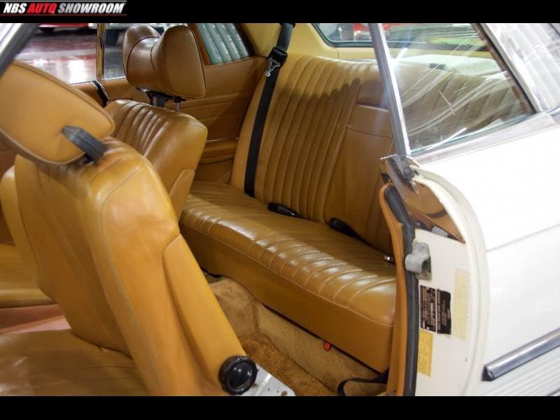 Mercedes-benz 450 SLC 1979 price $16,551