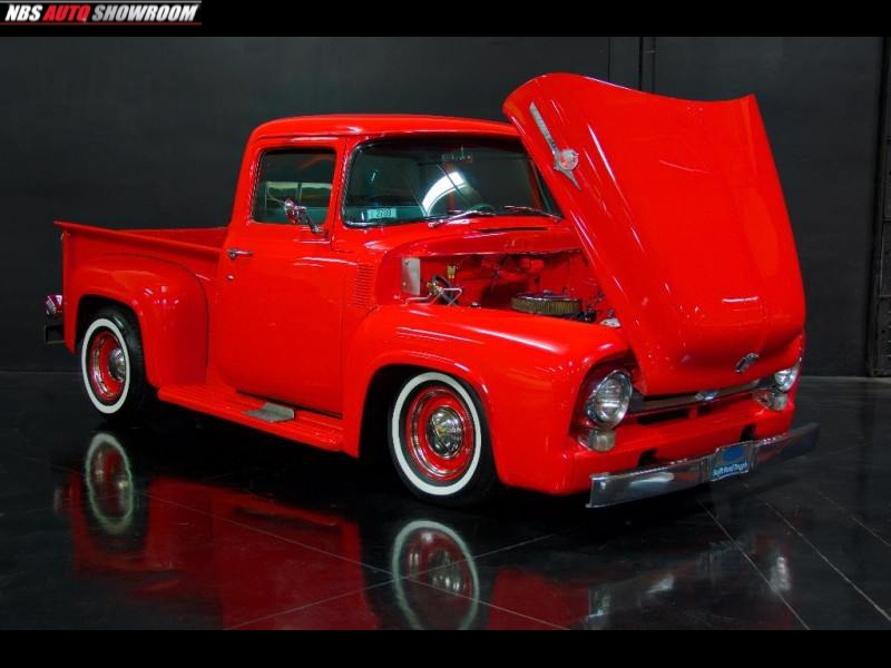 Ford F-100 1956 price $22,701