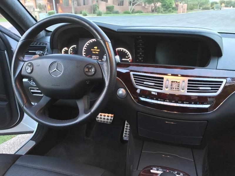Mercedes-Benz S63 AMG 2008 price $24,995