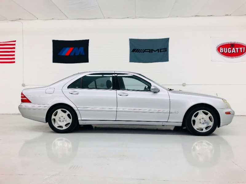 Mercedes-Benz S600 2002 price $11,999