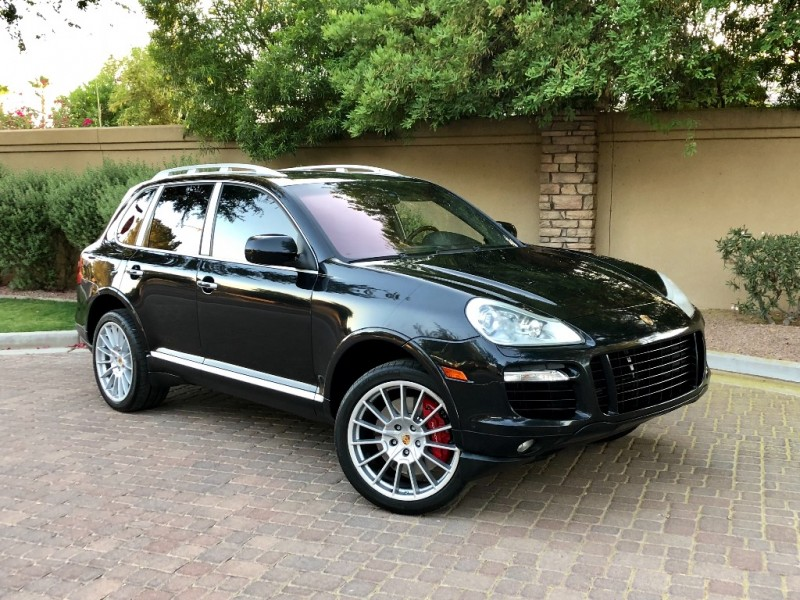 Porsche Cayenne 2009 price $23,495