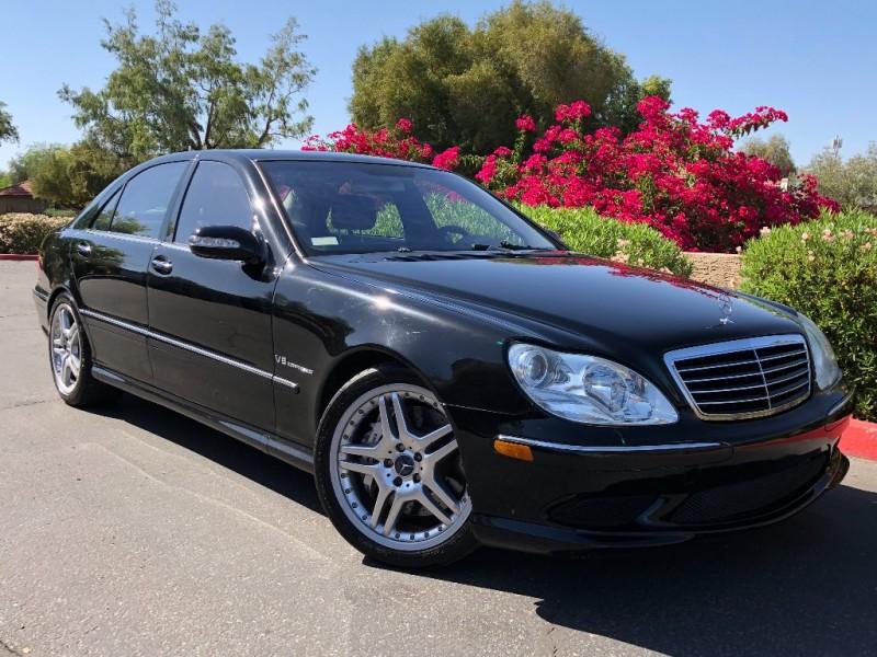 Mercedes-Benz S55 AMG 2006 price $7,999