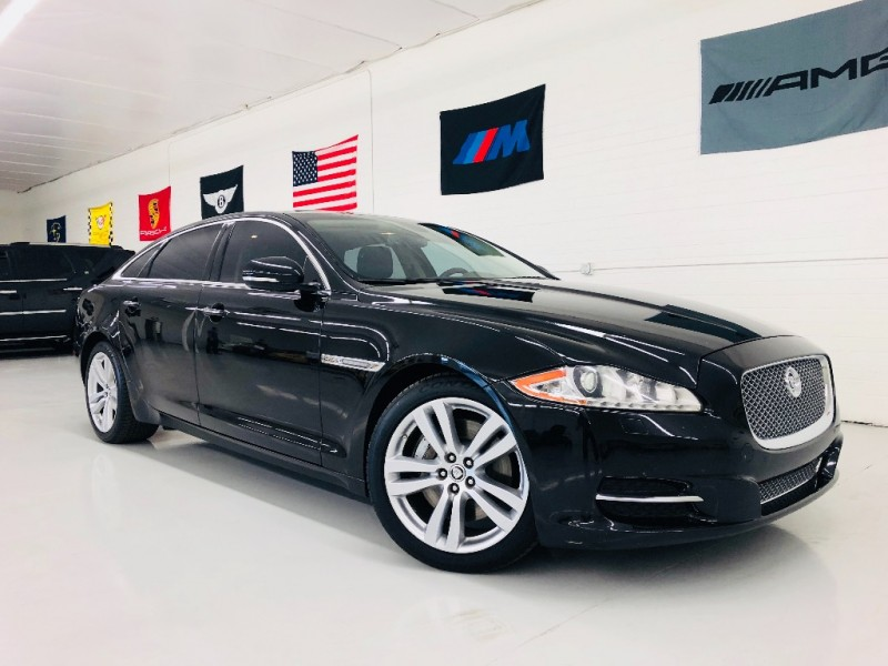 Jaguar XJ 2011 price $17,999
