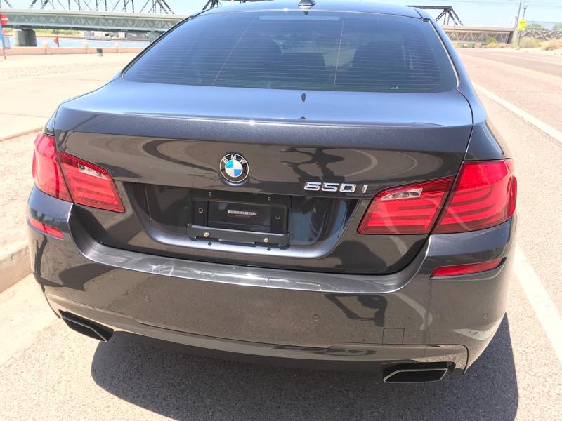 BMW 5-Series 2011 price $15,495