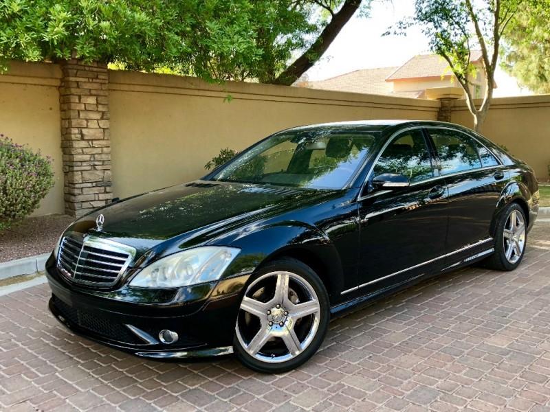 Mercedes-Benz S-Class 2008 price $10,995
