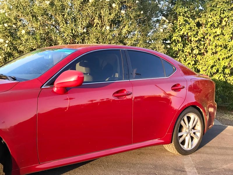 Lexus IS 250 2006 price $7,499