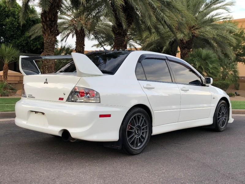 Mitsubishi Lancer Evolution 2005 price $21,995