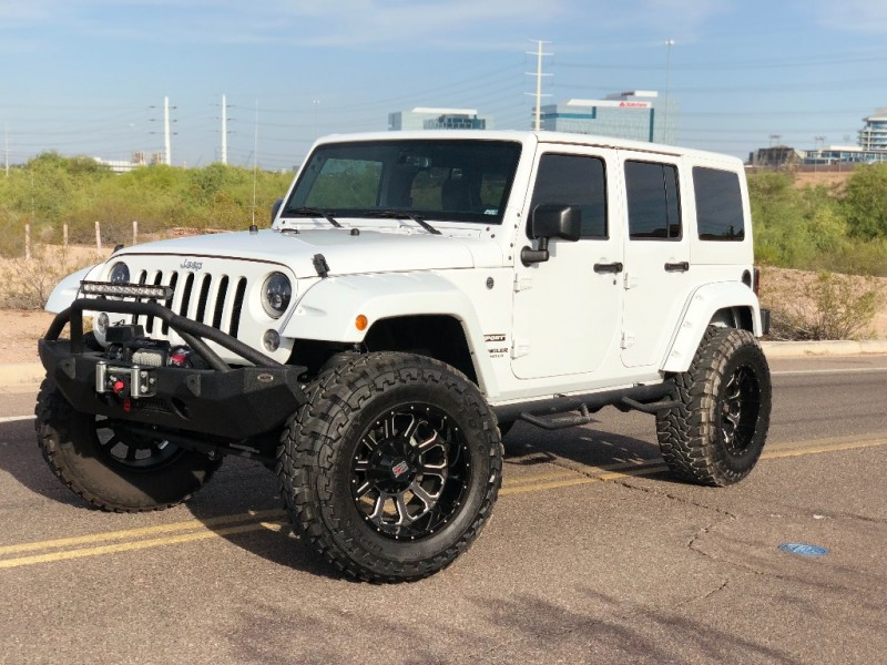 Jeep Wrangler Unlimited 2016 price $45,999