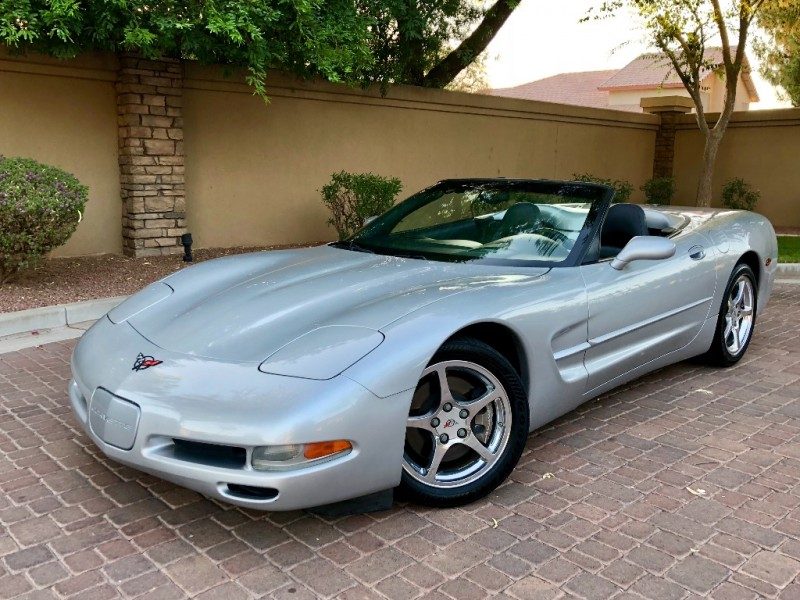Chevrolet Corvette 2002 price $11,999