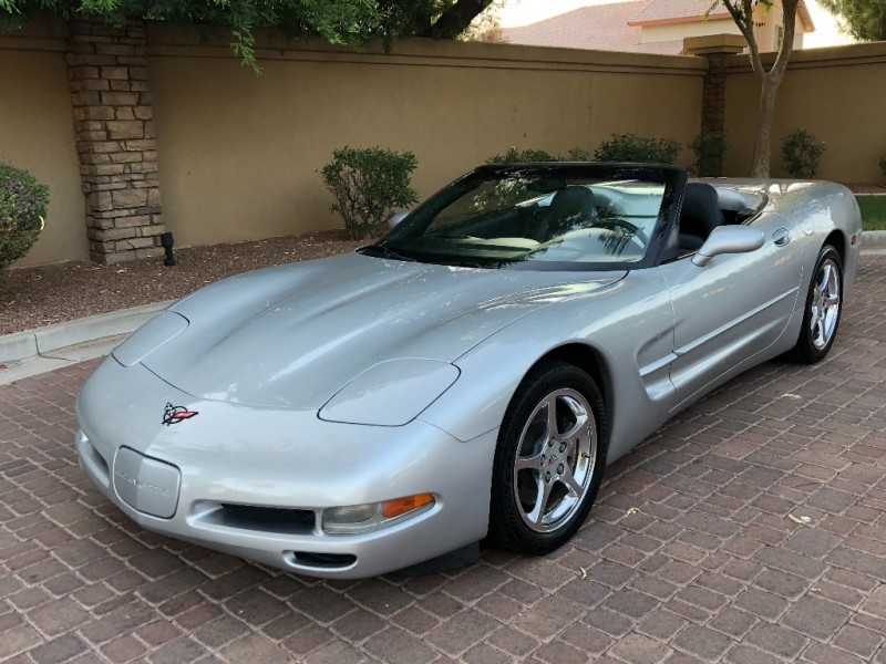 Chevrolet Corvette 2002 price $11,999