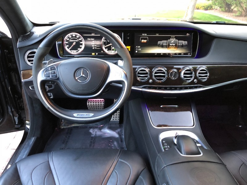 Mercedes-Benz S63 AMG 2014 price $69,999