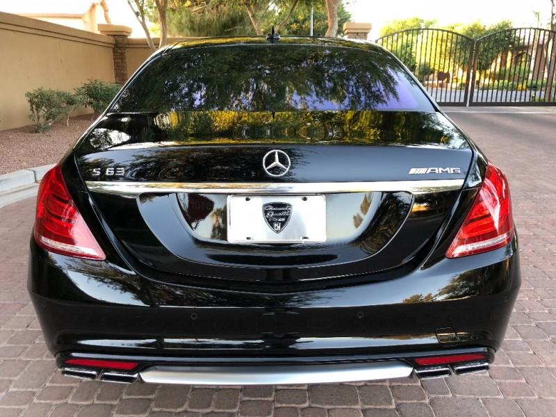 Mercedes-Benz S63 AMG 2014 price $69,999