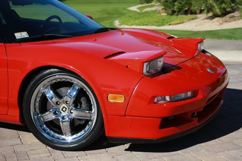 Acura NSX 1993 price $69,995