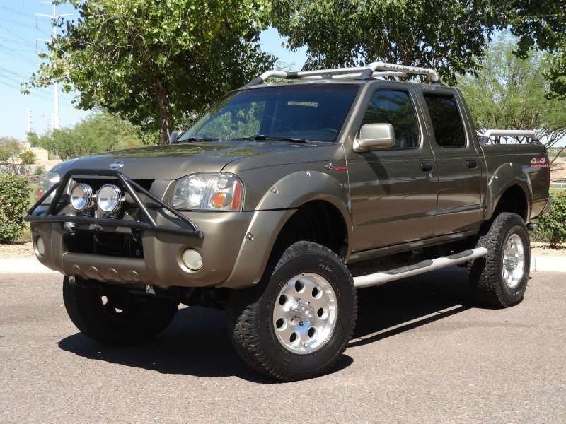 2001 Nissan Frontier Lifted Best New Car Reviews 2019 2020