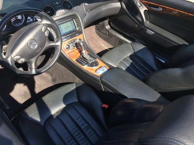 Mercedes-Benz SL-Class BLACK SERIES 2007 price $49,995