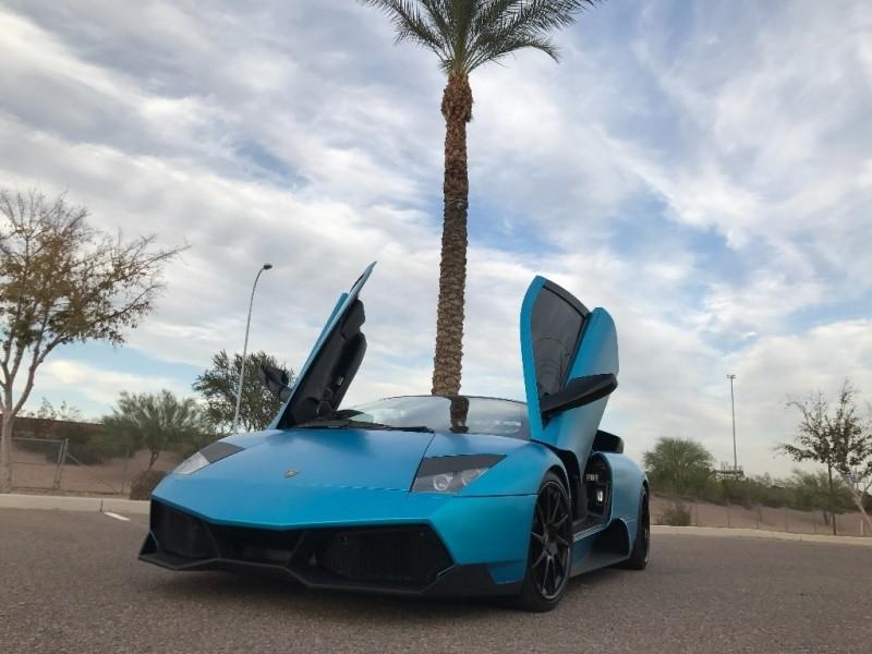 Lamborghini Murcielago 2002 price $119,999