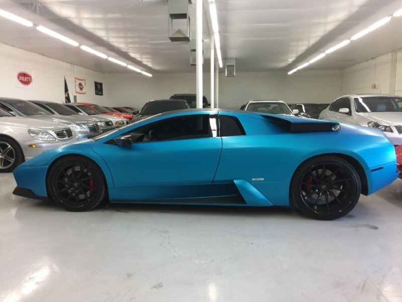 2002 Lamborghini Murcielago 6 2l V12 6 Speed Manual Sv Body