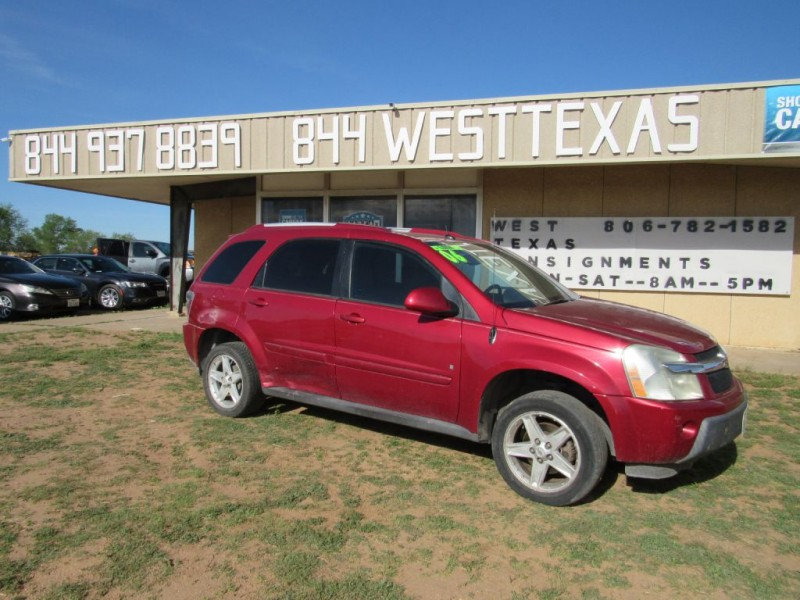 CHEVROLET EQUINOX 2006 price $3,895