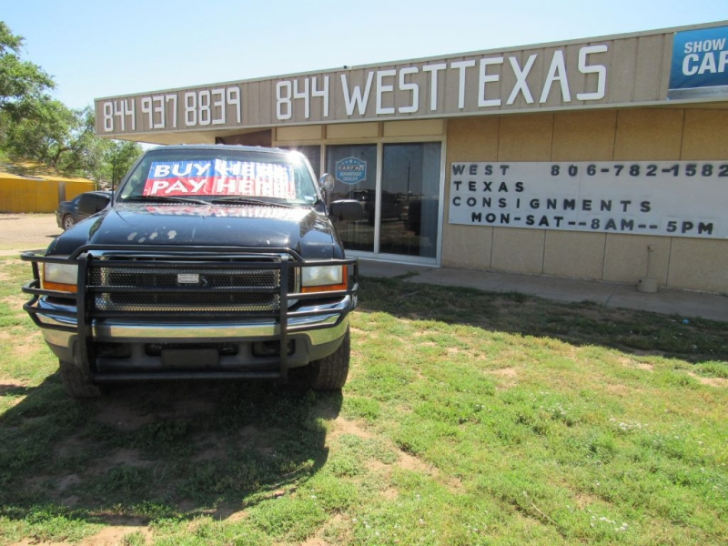 FORD F250 2000 price $13,500