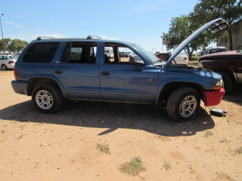 DODGE DURANGO 2002 price $3,000
