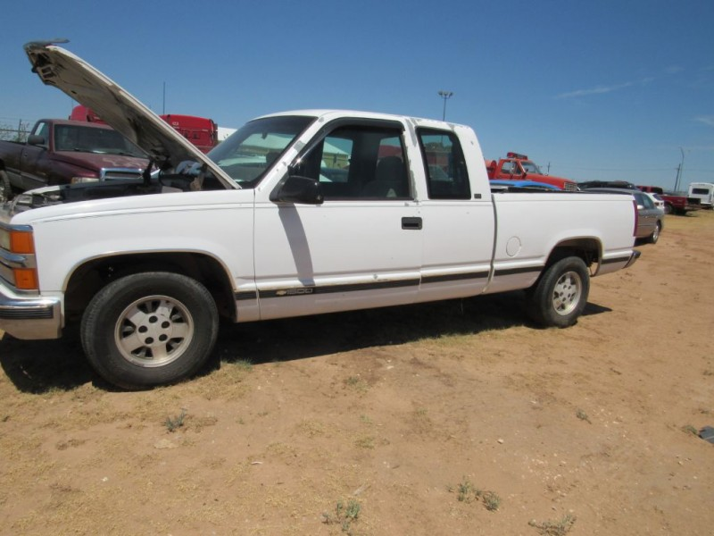 CHEVROLET C1500 1997 price $4,995