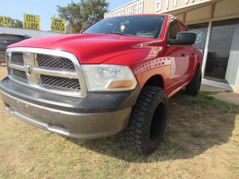 DODGE RAM 1500 2010 price $10,995