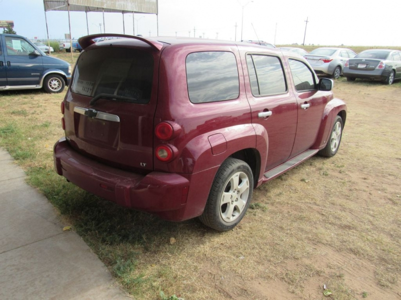 CHEVROLET HHR 2007 price $3,495