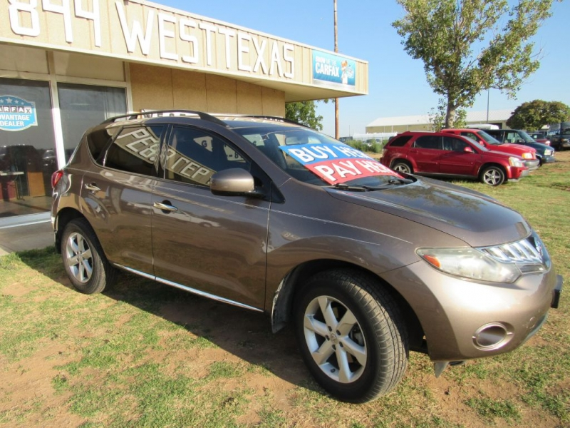 NISSAN MURANO 2009 price $8,995