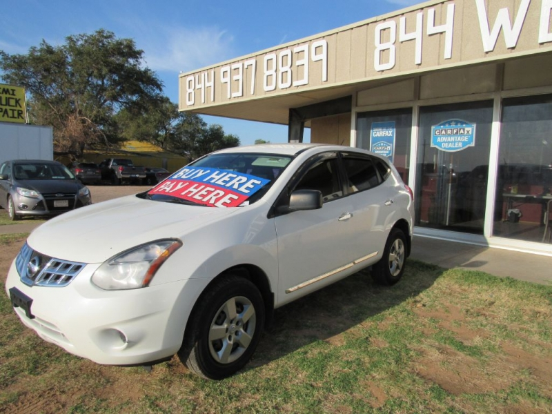 NISSAN ROGUE SELECT S 2015 price $8,995