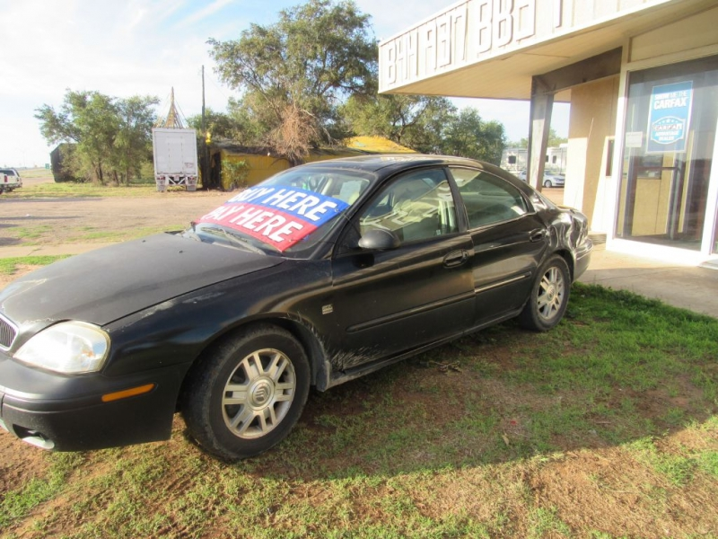 MERCURY SABLE 2005 price $2,760
