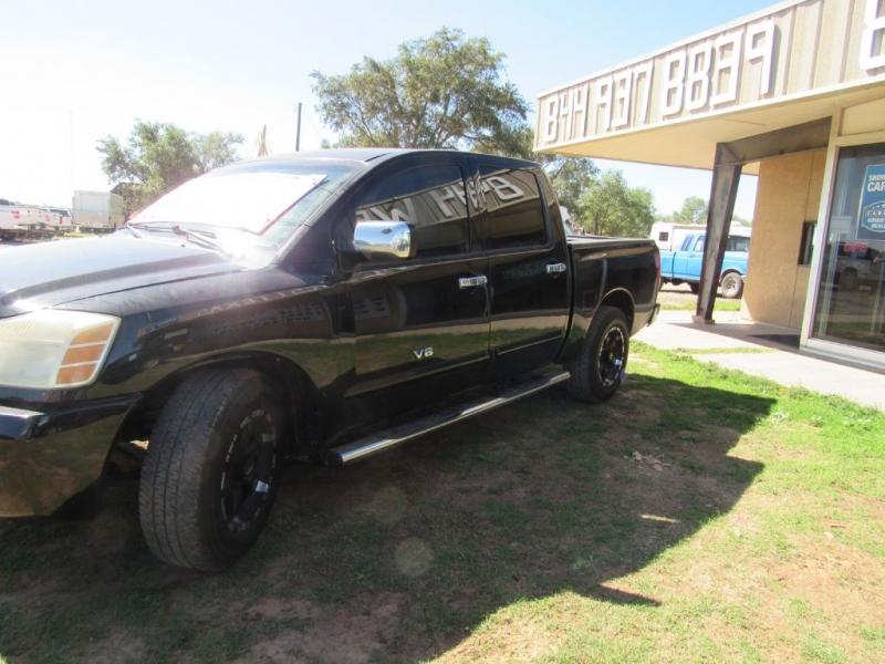 NISSAN TITAN 2007 price $8,595
