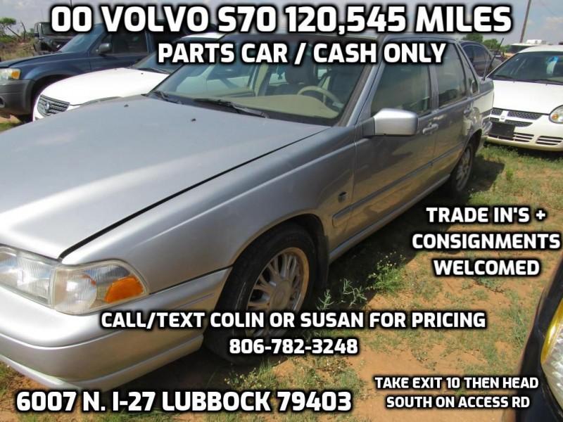 VOLVO S70 2000 price $2,995
