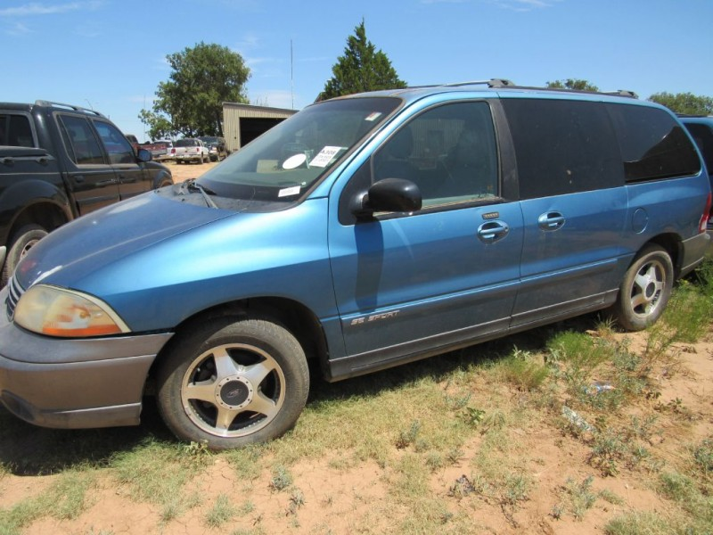 FORD WINDSTAR 2001 price $2,500