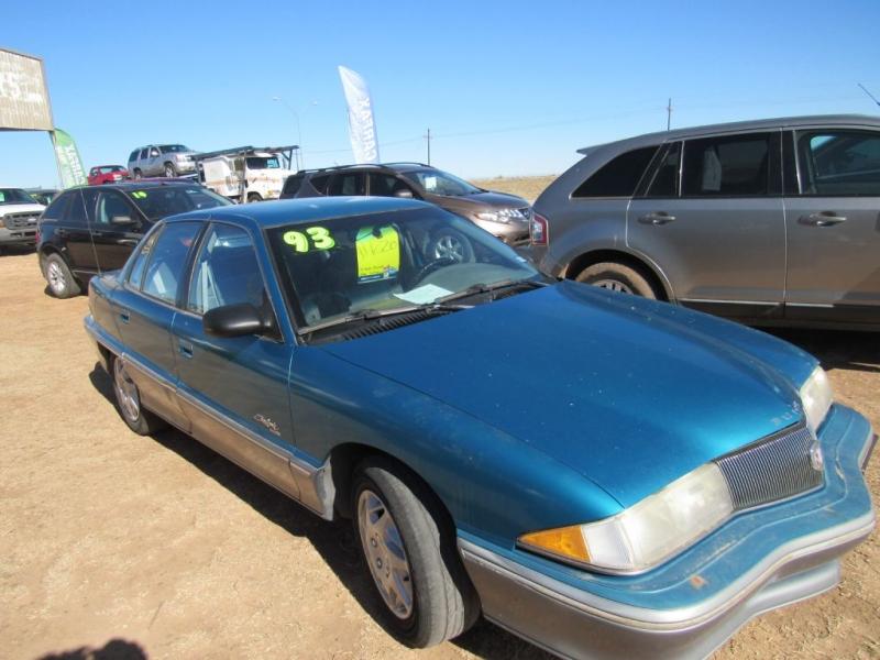 BUICK SKYLARK 1993 price $2,500