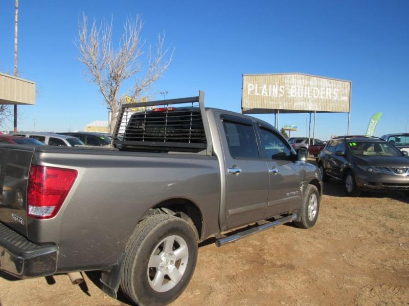 NISSAN TITAN 2007 price $7,995