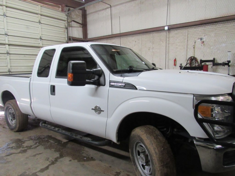 FORD F250 2012 price $14,995
