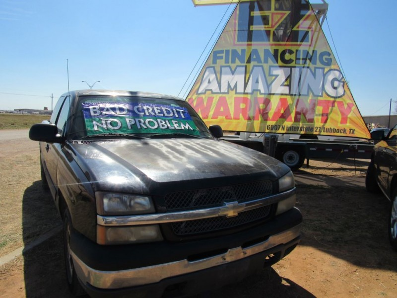 CHEVROLET SILVERADO 1500 2004 price $6,490