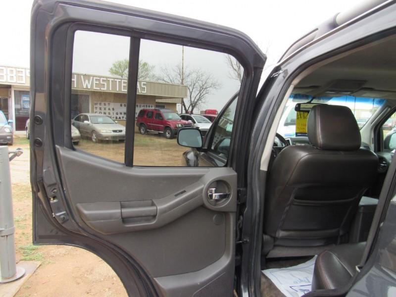 NISSAN XTERRA 2011 price $8,995