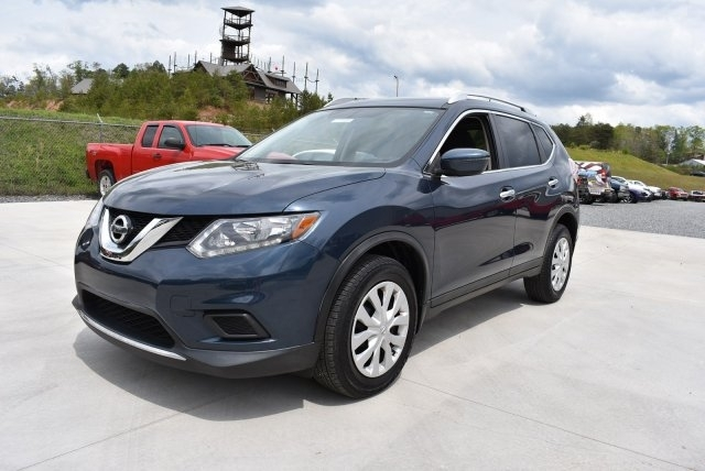 Blue Ridge Nissan >> 2016 Nissan Rogue S Inventory Bill Holt Blue Ridge
