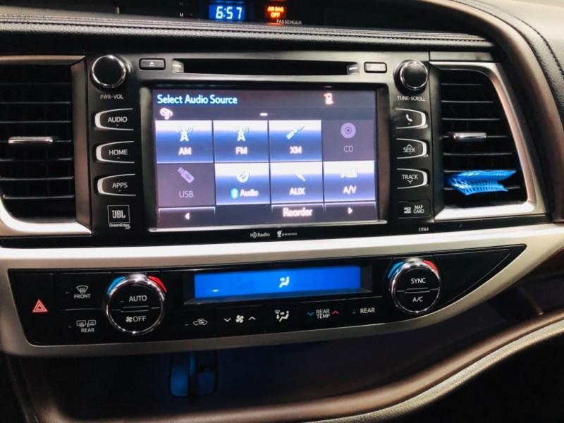 2014 Toyota Highlander FWD 4dr V6 Limited