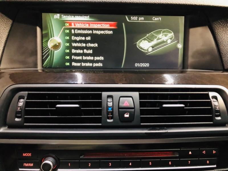 2013 BMW 5-Series 4dr Sdn 528i RWD
