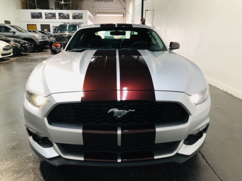 Ford Mustang 2016 price $17,900