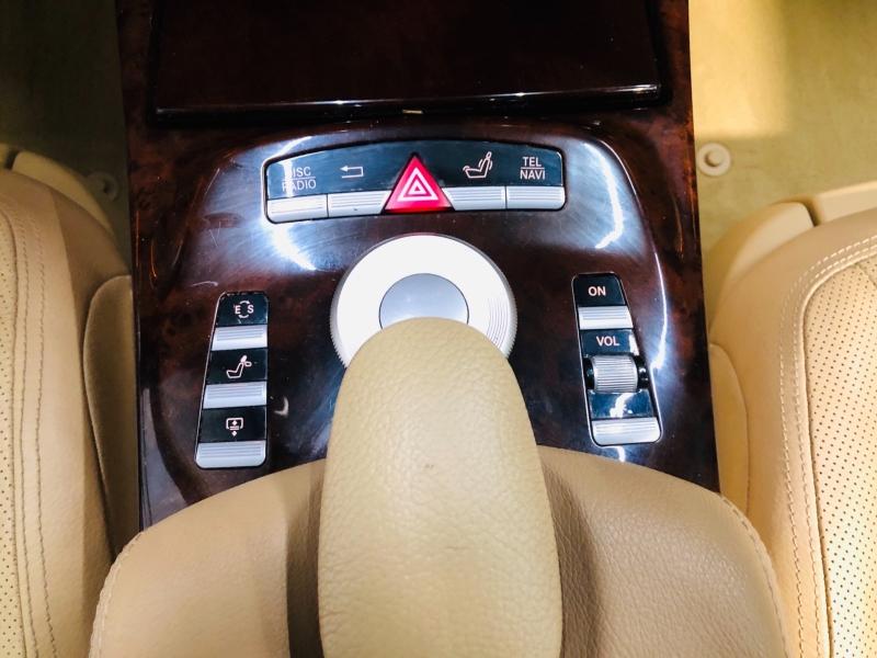 Mercedes-Benz S-Class 2011 price $16,800