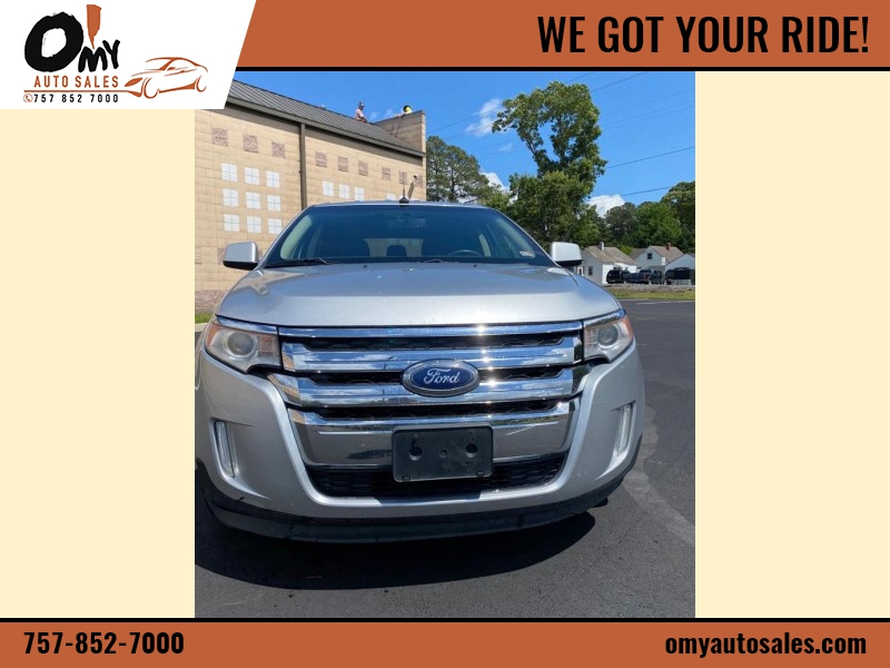 FORD EDGE 2011 price $6,250