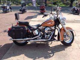 Harley-Davidson Softail Heritage 2016