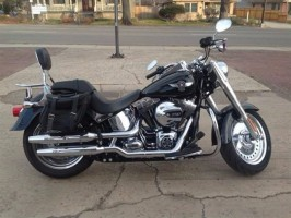 Harley-Davidson Softail FAT BOY FLSTF 2016