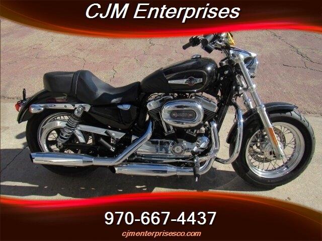 Harley Davidson XL 1200 C 2017 price $7,995