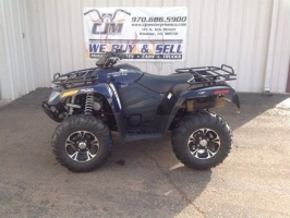 Arctic Cat 700 XT EPS 2014
